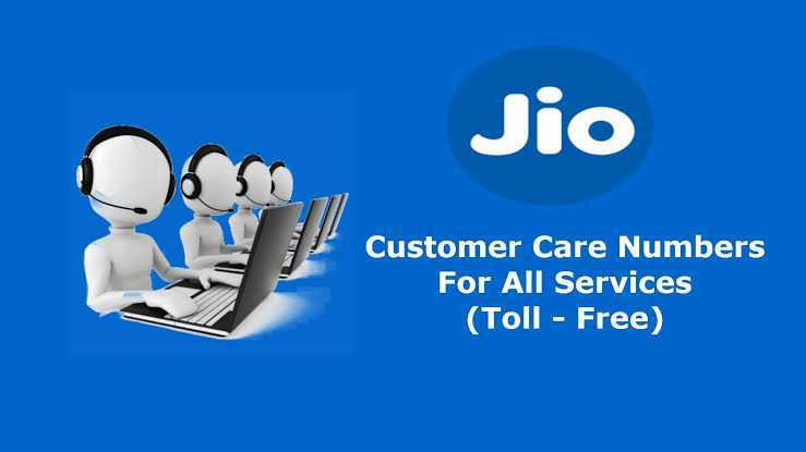 JIo Fiber Customer Care Number- Toll-free Number Reliance Jio.