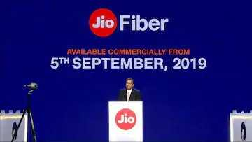 Reliance Jio GigaFiber Broadband
