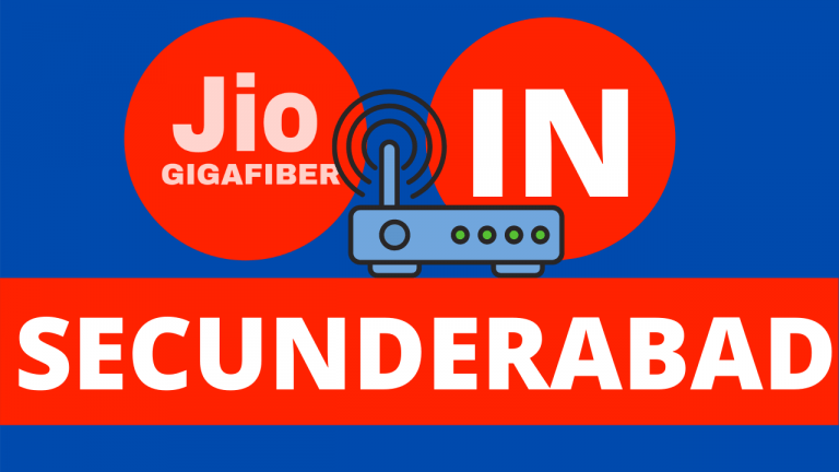 Jio FIber in Secunderabad